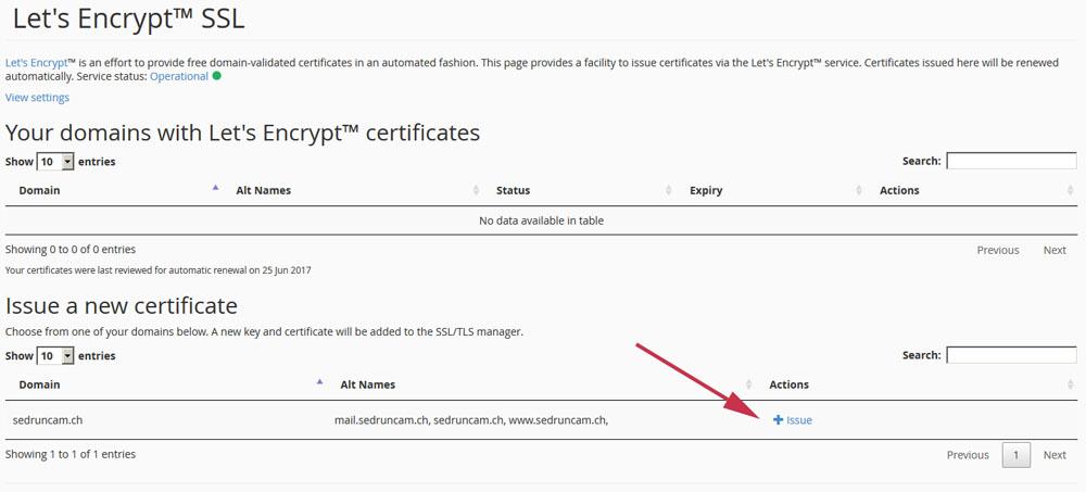Gratis SSL-Zertifikate für Ihr Hosting mit letsencrypt! Kostenlos ...