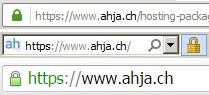 ssl-browser-anzeige-gruen